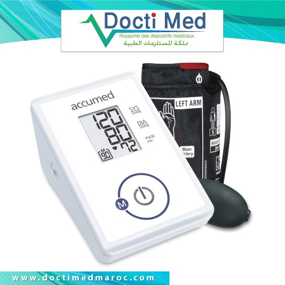 Semi-Automatic Upper Arm Blood Pressure Monitor CH91