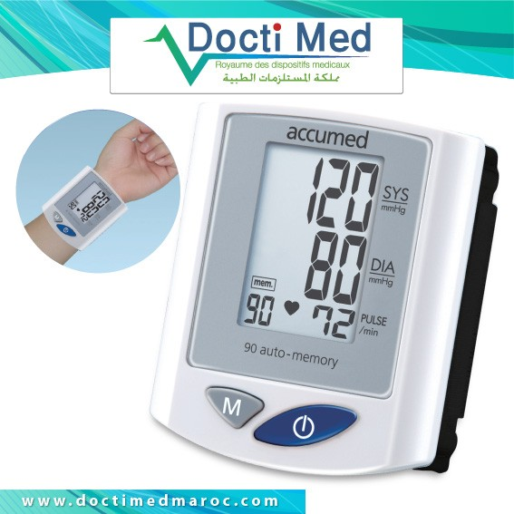 Automatic Wrist Blood Pressure Monitor K150