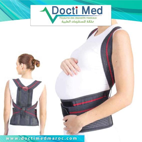 Ceinture dorsale pour grossesse