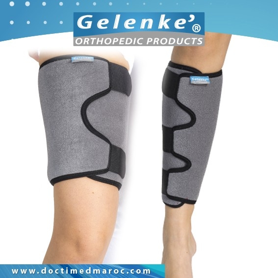 Support Cuisse E-5145 - Support Mollet E-5150