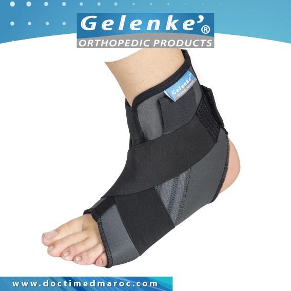 Support de cheville en plastique G-7010